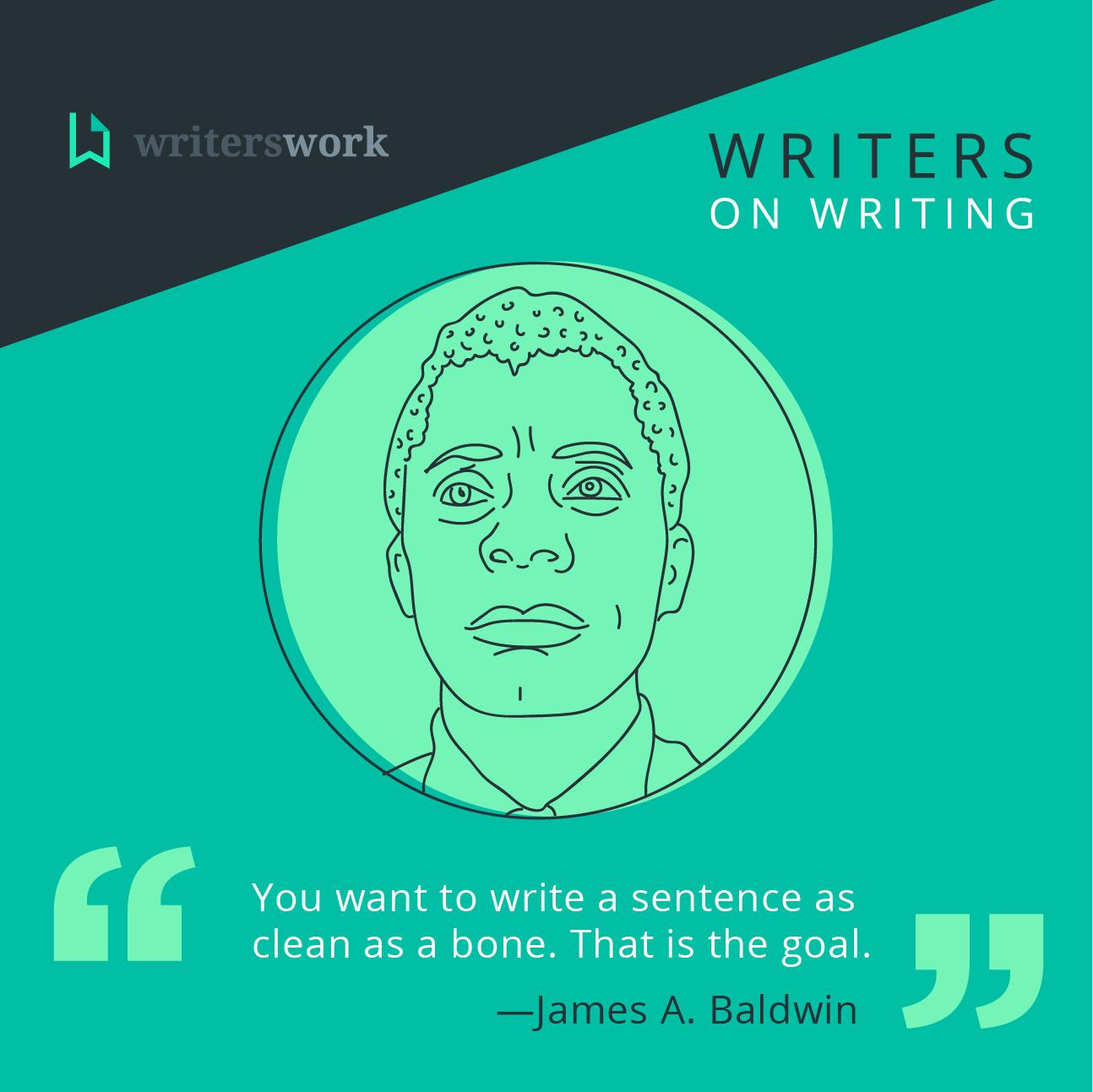 James A. Baldwin quote